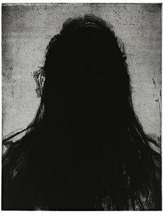 Glenn Brown, Layered Portrait (after Lucian Freud) 5