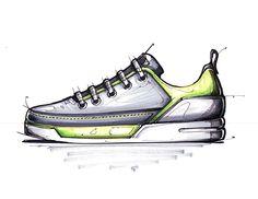 Footwear Sketch