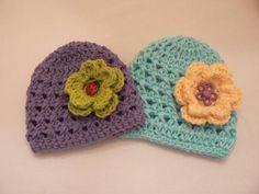 KBelle's Criss-Cross Hat Crochet Pattern