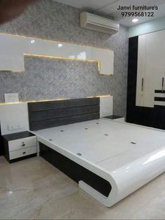 new bedroom design Bad Room Design, Bedroom Closet Design, Kitchen Room Design, Home Room Design, Bedroom Furniture Design, Bed Furniture, Box Bed Design, Indian Bedroom Design, Bed Designs With Storage