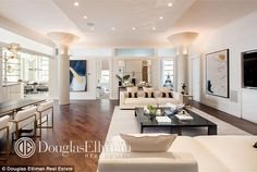 On the market: Bethenny Frankel has listed her New York City apartment for $6.95million