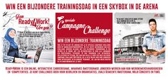 Flyer speciale campagne Ready4Work020 * by Alan Bredenhorst | 125Procent