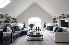 Contemporary Living Room by Wickenden Hutley