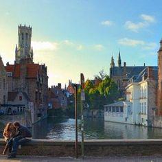 #Brugge #Belgie #stedentrip #citytrip #reizen #TravelBird