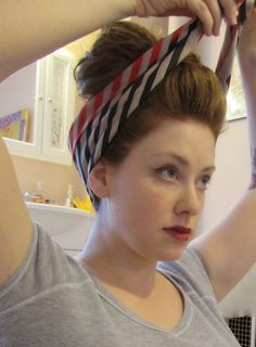 UnderWired Boutique: Retro Scarves, Bobbi Pins, and Amateur Photography