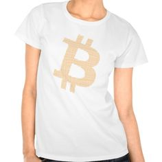 Bitcoin Strength in Number Orange Shirt