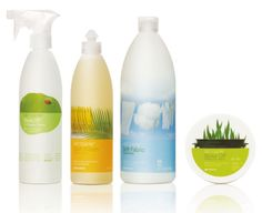 Packaging of the World: Creative Package Design Archive and Gallery: Get Clean Household Maintenance Eco Cleaners, Natural Cleaners, Communication Art, Packaging Design Inspiration, Clean House, Cleanser, Cleaning Supplies, Household, Packing