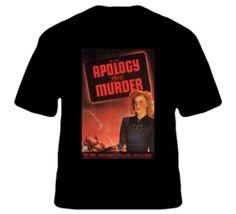 Apology for Murder - Film Noir T Shirt