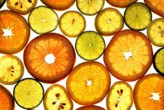 Get vitamin C from citruses