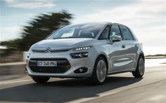 2013 Citroen C4 Picasso Review and Price