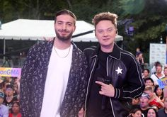 """AMERICA - Alesso performs live from Central Park on """"Good Morning America,"""" as part of the GMA Summer Concert series on Friday, August 2018 airing on the Walt Disney Television via Getty Images. Get premium, high resolution news photos at Getty Images Alesso, Morning News, August 31, Good Morning America, Central Park, Friday, Live, Concert, Celebrities"""