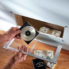 Air-Return Stash - 13 Secret Hiding Places: http://www.familyhandyman.com/home-security/20-secret-hiding-places#3