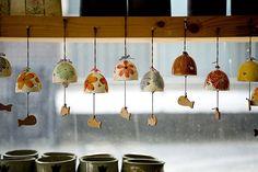 Ceramic Bell | S.H Lee | Flickr