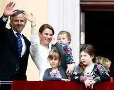 Prinsesse Märtha Louises familie