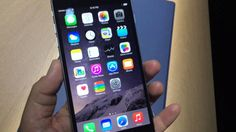 """Video: Apple """"iPhone 6 Plus"""" - hands-on..."""