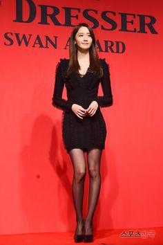 Goddess Yoong looks so perfect