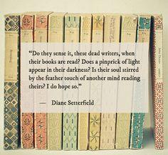 Dead Writers