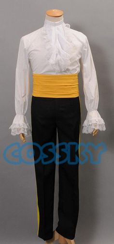 Beauty and the Beast Prince Adam Costume by cossky on Etsy