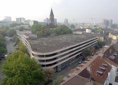 Parkhaus, Essen Rottstraße