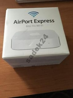 apple airport express A1392 MC414Z/A stan idealny