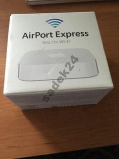 apple airport express A1392 MC414Z/A stan idealny