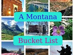 100 things to do in Montana                               So far 24/100