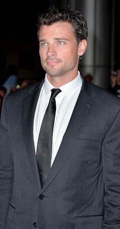 "Tom Welling at Toronto Film Festival 2013 for opening of ""Parkland"" - now playing!"