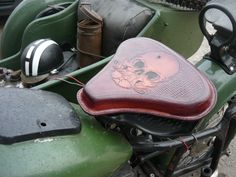 Chopper Custom Seat