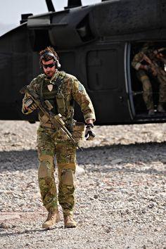 Australian Army Soldier