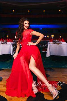 Diolastilis dress - by Lacramioara Iordachescu Bali, Formal Dresses, Womens Fashion, Red, Dresses For Formal, Formal Gowns, Formal Dress, Women's Fashion, Woman Fashion