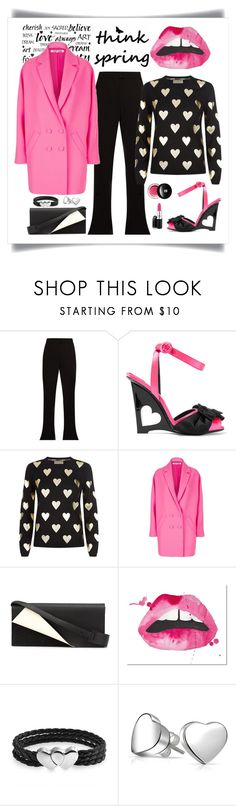 """""""Burberry Heart Print Merino Wool Jumper"""" by romaboots-1 ❤ liked on Polyvore featuring Christopher Kane, C.R.A.F.T., Prada, Burberry, McQ by Alexander McQueen, Perrin, Bling Jewelry and Edward Bess"""