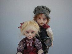 Авторские куклы-детишки Елены Оплаканской - Ярмарка Мастеров - ручная работа, handmade