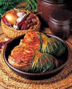 How to make Gimjang #Kimchi (in Korean)
