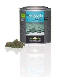 Chlorella-Mikroalge 300 Tabl. Amazonas Chlorella-Mikroalge .   Amazonas Chlorella für eine gesunde Entschlackung.   - ohne Fructose - Raw - Ohne Gluten - Eisengehalt - Eiweiß aus Pflanze - Vitaminen - Vitamin 12 - Mineralstoffen  - Pflanzenstoffen - Bio - Spurenelemente - Gut für Immunsysteme - Vegan - Ohne Zusätze - Ohne Gelatine - Ohne Laktose - Ohne Hefe.