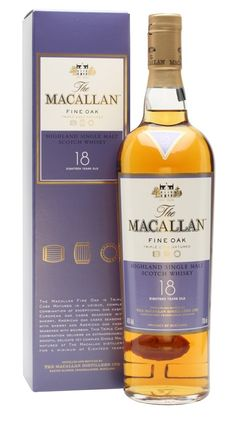MACALLAN FINE OAK 18 YEAR OLD, Speyside