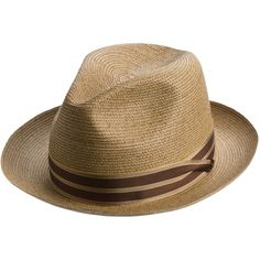 Steve Harvey Straw Fedora Hat (For Men and Women) 3185K at Sierra Trading Post. 365-Day Returns.