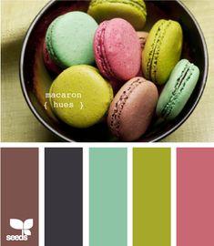 macaron hues