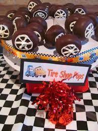 pop cake de cars - Buscar con Google
