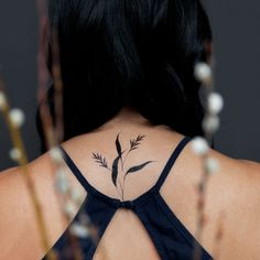 Sprout by Lara Maju from Tattly Temporary Tattoos. Fake tattoos by real artists!