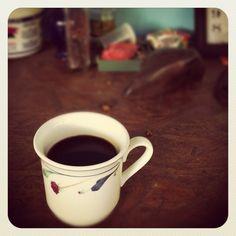 Una cita diaria de @RTPanama con su Café favorito!.