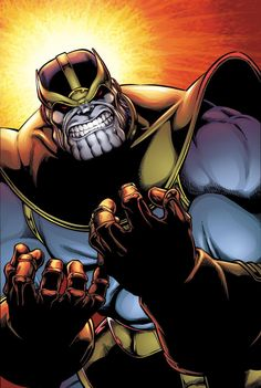 Thanos   Jim Starlin
