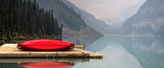 Popular in winter, Banff in the summer is a natural paradise. Here's a look at some of the best things to do in Banff in summer. Kayak Pictures, Parc National De Banff, National Parks, Lac Louise, Free Christian Wallpaper, Les Continents, Lake Photos, Dream Life, Travel