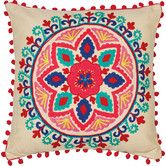 Found it at Joss & Main - Kenji Embroidered Pillow