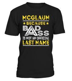 MCGLAUN - Badass #Mcglaun