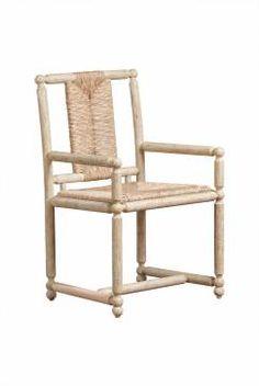 Beauchamp Arm Dining Chair - Mecox Gardens