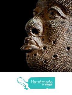 African - Tribal Art / Closeup of Ife Yoruba Bronze Head / Ethnographic Series/ Fine Art Photo Print https://www.amazon.com/dp/B0713Y45BZ/ref=hnd_sw_r_pi_dp_gkLczbJDYVRT7 #handmadeatamazon
