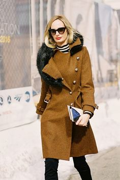 New York Fashion Week AW 2014....Lauren
