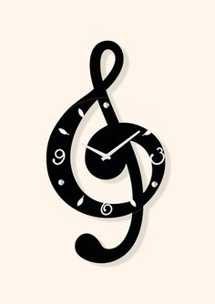 Love. this. clock. own 2 of these already and will get a 3rd for my choir room!