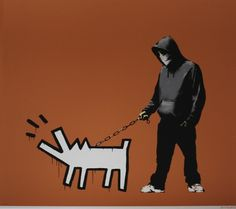 Choose Your Weapon #Banksy