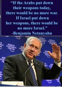 """His warning and concerns are NOT just for Israel, but for the UNITED STATES as well. Isreal is considered the """"little satan""""; America is the """"big satan"""". Iran is already going after Israel; the want the capability to come after US - and obama HUSSEIN is giving them the capabilities to do so. He is a TRAITOR to the American people and should be tried for TREASON! God bless Israel and God bless America!"""